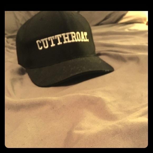 Cutthroat Snapback Hat